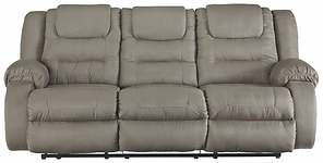 McCade reclining sofa Ashley