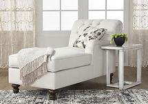 Living room accent chaise lounge 65chs s