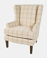Lacroix Parchment Accent Chair Jofran of