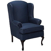 Living room accent chair 2200 GT3 Navy.j