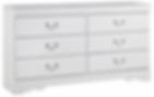 Ashley B129 Anarasia White Dresser.webp