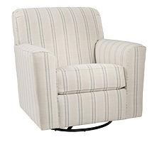 ashley swivel glider accent chair 9890