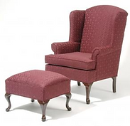 Living room accent chair 2200 GT3 Red.pn