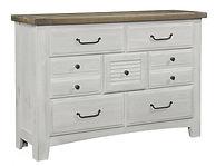 Sawmill Bedroom Dresser