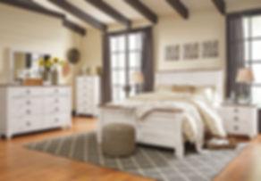 Ashley Willowton Bedroom Group Dresser M