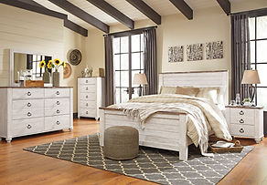 Ashley Willowton Bedroom Group Dresser M