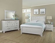 Vaughan Bassett Sawmill Bedroom Group