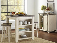 Dining room Madison County 3 piece set v