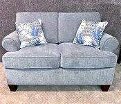 England sofa Scholar Fog Dorsey Love Seat