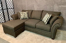 Serta Hughes Furniture Sofa Chaise