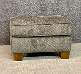 England furniture ottoman foot rest stool