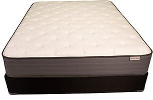 Belfast plush mattress set