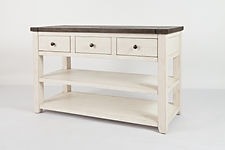 Coffee and end tables 1706-4 sofa table