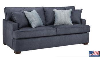 Queen size Sleeper sofa memory foam mattress Dorsey