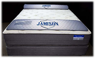 Hayman Extra Firm Double Sided Mattress.