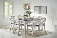Jofran Orchard Park Pub dining set with