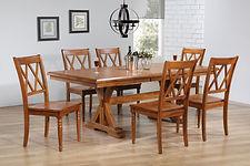 amesbury diningroom set f4284bft