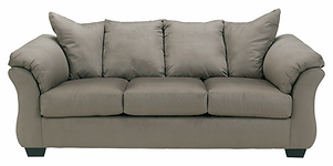 Ashley Cobblestone Darcy Sofa Merrills