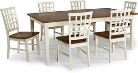 dining room Intercon 4278 white set.jpg