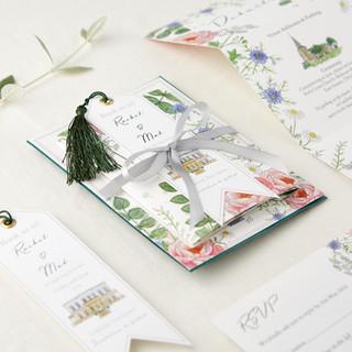 bespoke-wildflower-watercolour-wedding-stationery-bundle-sarah-dowling-bristol-illustrator