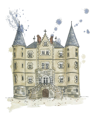 chateau-waterclour-venue-illustration-sa