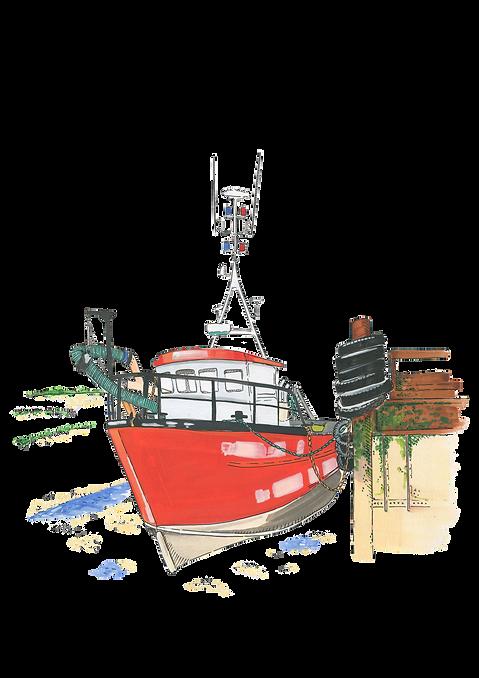 leigh-trawler-gouche-illustration-sarah-dowling-bristol-illustrator