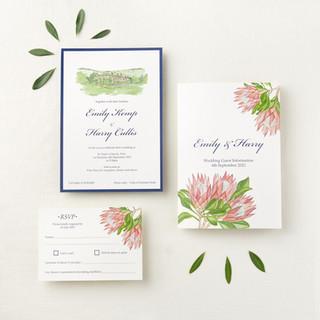 modern-wedding-stationery-venue-portrait-sarah-dowling-bristol-illustrator