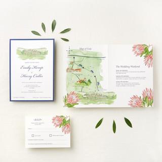 modern-watercolour-wedding-stationery-map-sarah-dowling-bristol-illustrator
