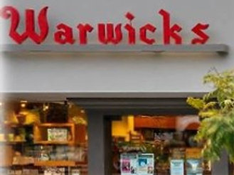 WARWICK'S BOOK STORE GIFT CARD