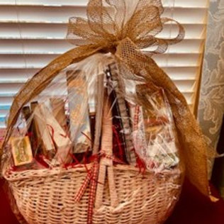 PLEASANT PASTIMES GIFT BASKET #1