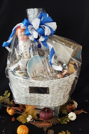 GREEK GIFT BASKET