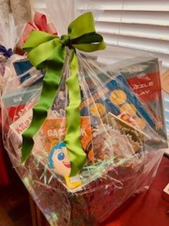 CHILDREN'S GIFT BASKET - AGES 5-7