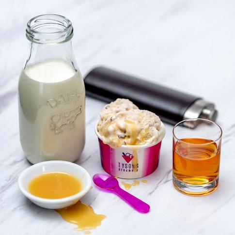 Bourbon Butterscotch With Pecans