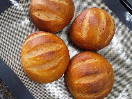 フランスパン、作り続けて