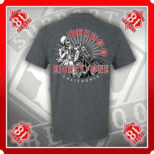 Berdoo Biker Support T-Shirt