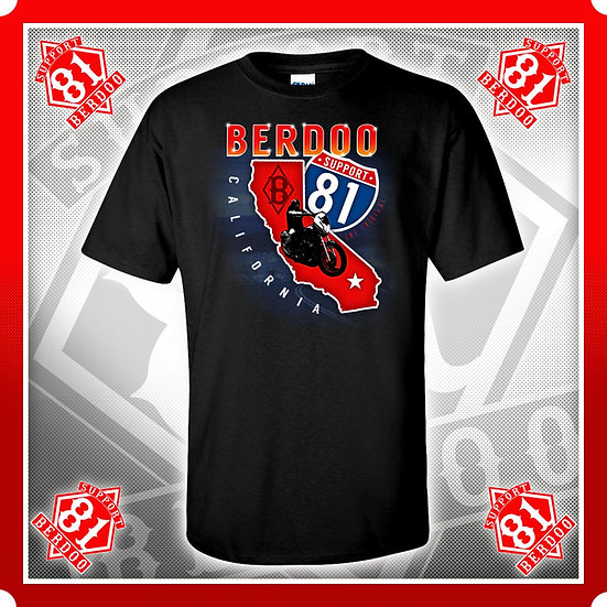 Berdoo Bound Support T Shirt