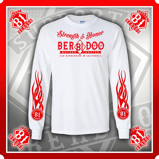 Berdoo Fast Pack Long Sleeve T