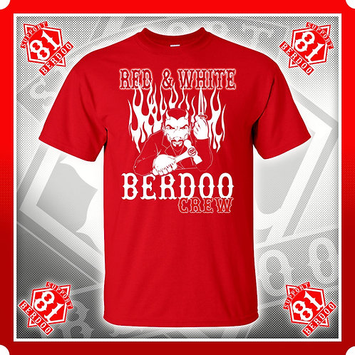 Devil in Berdoo Support T shirt