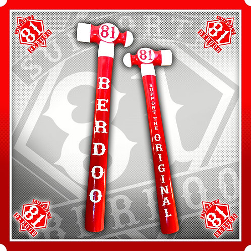 Collectible Hammer 81 BERDOO Support