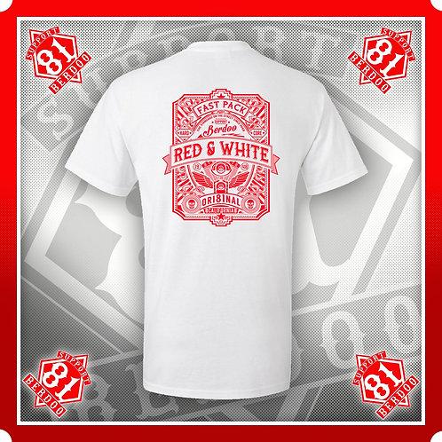 Berdoo Fast Pack White T