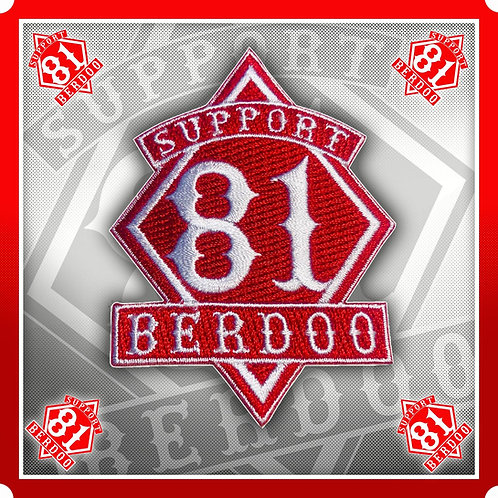 Diamond Patch Support 81 Berdoo