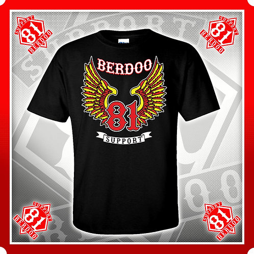 Wings 81 Support T-Shirt