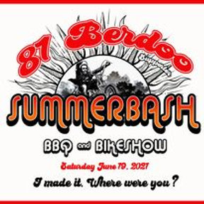 Summer Bash T-Shirt -  $10 purchase required