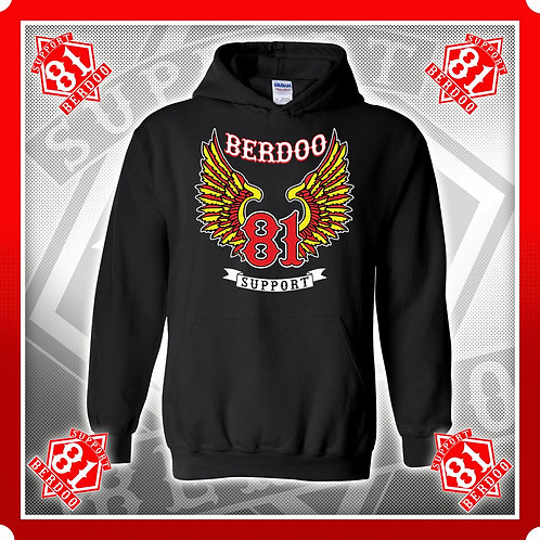 Classic Wings Support Hoodie