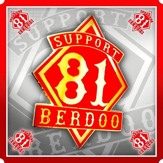 Pin Diamond 81 Support