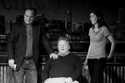 Jim, Larry, Megan