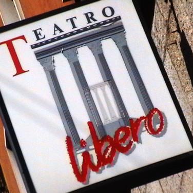 Teatro Libero in via Savona