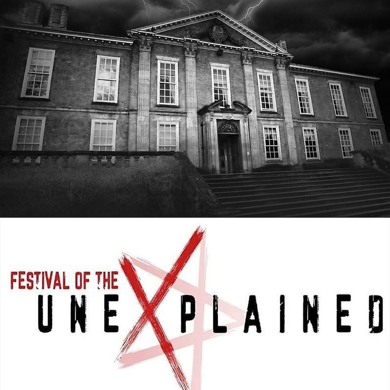 Festival of the Unexplained - Bosworth 2021