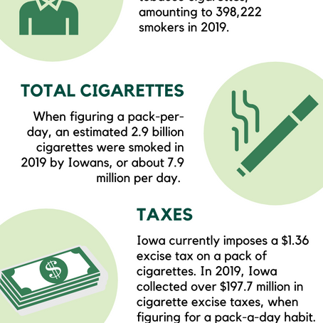 Tobacco Economics: Iowa