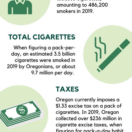 Tobacco Economics: Oregon